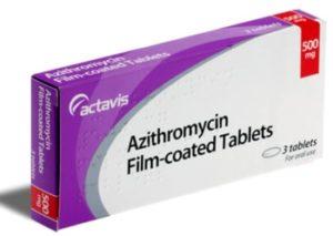 Azitromicina online
