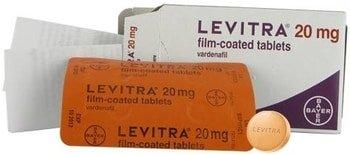 Comprar Levitra online