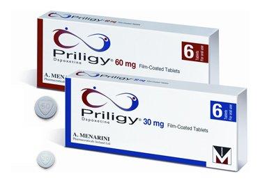 Dosagens de Priligy