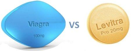 Diferença entre o Levitra e o Viagra